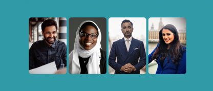 PROMINENT SCOTS BACK MINORITY ETHNIC EMERGING LEADERS PROGRAMME