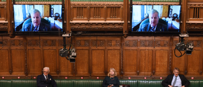 MAJORITY OF PUBLIC WANTS REMOTE PARLIAMENT TO CONTINUE